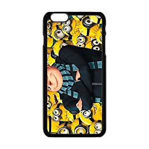 Happy Minions Case Cover for iphone 4 4s Case WANGJING JINDA