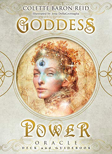 - Goddess Power Oracle: Deck and Guidebook