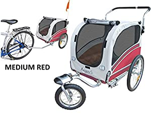 Papilioshop Argo Bicycle Trailer Stroller Trolley For The