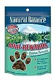 Natural Balance Mini Rewards Dog Treats, Chicken Formula, 4-Ounce