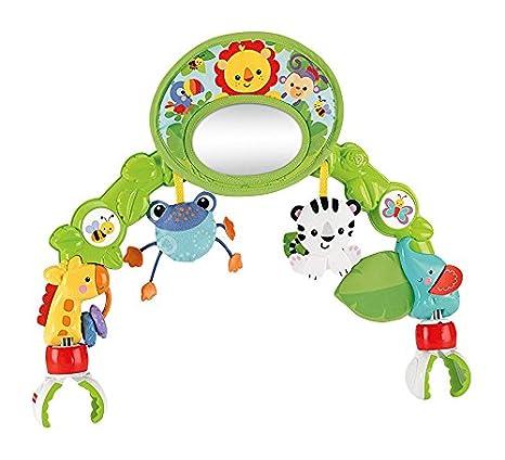 Infant - Arco, Actividad de Paseo Fisher-Price (Mattel BHW57)