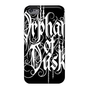 Excellent Iphone 6 Case Tpu Cover Back Skin Protector My Dying Bride Band