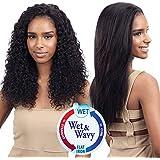 "DEEP WAVE 7PCS (14"" 16"" 18"") - Naked Nature Brazilian Virgin Remy 100% Human Hair Wet & Wavy"