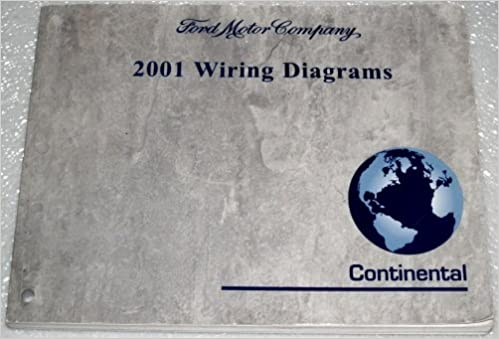 Superb 2001 Lincoln Continental Wiring Diagrams Ford Motor Company Amazon Wiring Database Gramgelartorg
