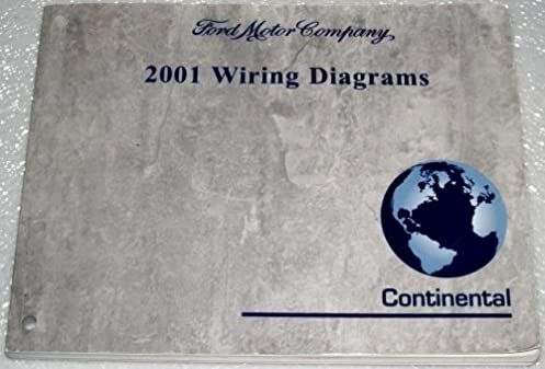 2001 lincoln continental wiring diagrams ford motor company amazon rh amazon com