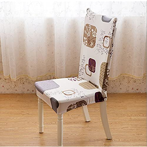 Universal Stretch Spandex Dining Room Wedding Banquet Protect Chair Cover  Slipcover (H1)