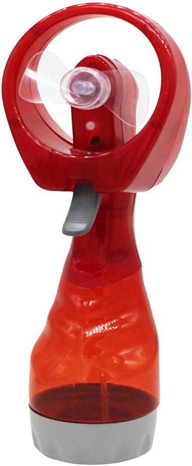 Fan Wind MachinePortable Hand held Cooling Cool Water Spray Misting Fan Mist Travel Beach