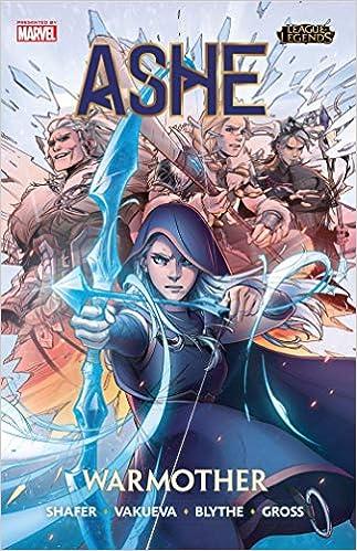 League of Legends: Ashe - Warmother: Odin Austin Shafer, Nina