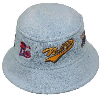 Amazon.com   New! Negro League Baseball Logo Cap Bucket Hat ... ce8a2795c26