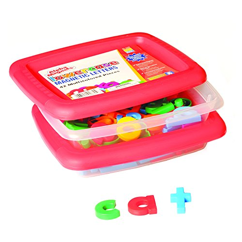 EDUCATIONAL INSIGHTS ALPHAMAGNETS LOWERCASE 42 PCS (Set of 12) by Educational Insights (Image #1)