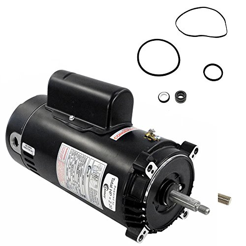 Hayward Super II 2HP SP3020EEAZ Replacement Motor Kit AO Smith ST1202 w/ GO-KIT-2