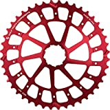 Wolf Tooth Components Giant Cog for SRAM XX1/X01 Red, 46t
