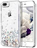 Best Luxury Iphone Cases - iPhone 7 Plus Case,SAMONPOW Shiny Liquid Floating Luxury Review