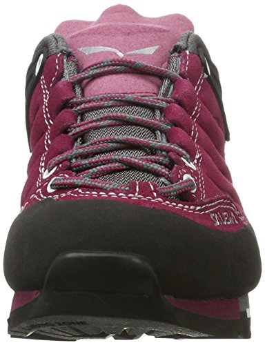 SALEWA Mountain Trainer, Scarpe da Escursionismo Donna Rosso (Red Onion/Quiet Shade 1668)