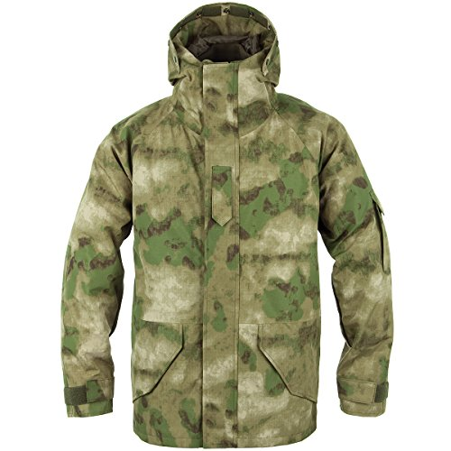 (Mil-Tec ECWCS Jacket with Fleece MIL-TACS FG size 3XL)