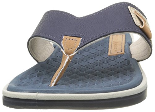Blue Men's Pool Valencia Shoes Navy and Lunar Thong Beach 21621 0qw06d