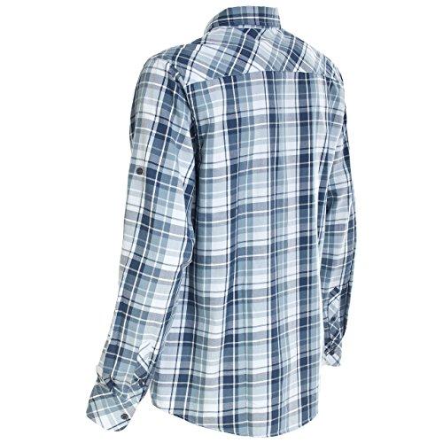 Trespass Fulford - Camisa para hombre azul