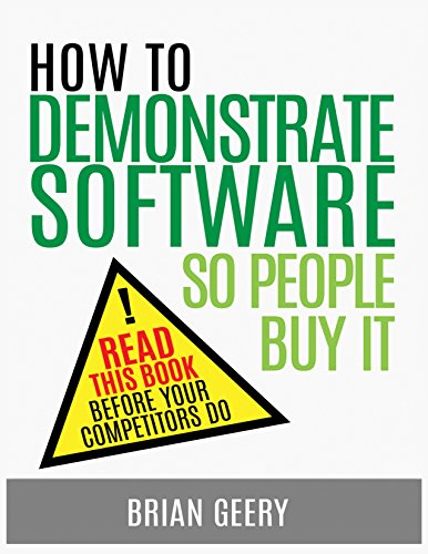 How Demonstrate Software People Buy ebook product image