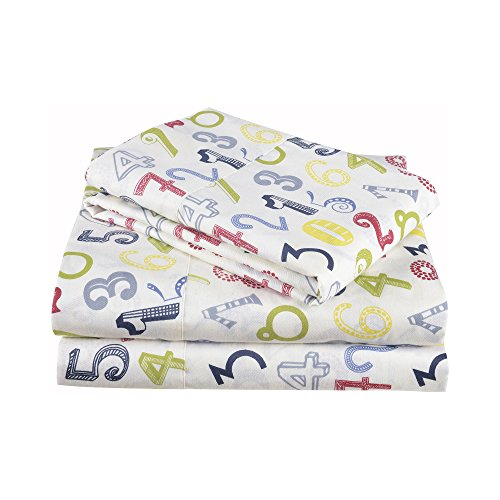 Frank and Lulu Preppy Plaid Full Size Sheet Set by Morgan Home Fashions (Image #1)