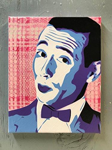 Pee Wee Herman Painting - 8