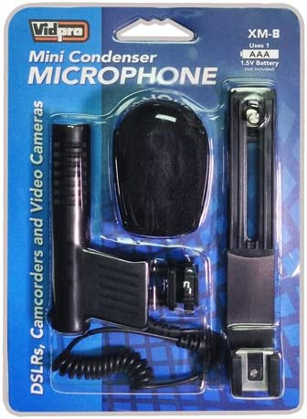 Panasonic PV-GS39 Camcorder External Microphone
