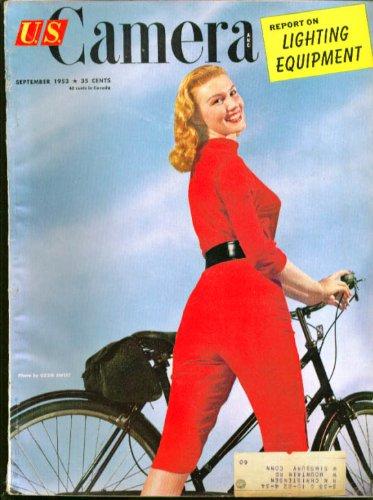 US CAMERA Ozzie Sweet Cheesecake Gita Lenz 9 1953