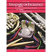 W21FL - Standard of Excellence Book 1 - Flute