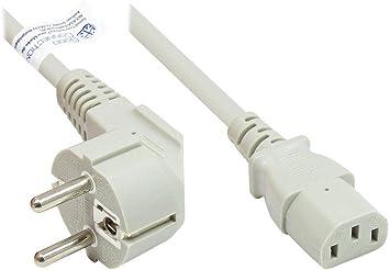 Good Connections Netzkabel 10 M Elektronik