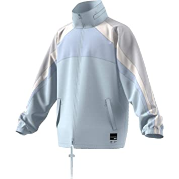 more photos a015d fc2cb adidas EQT Premium Parley Originals Jacket Mens, Blutin, ...