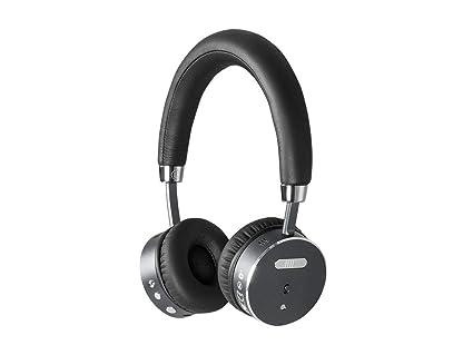 35e266ef478 Amazon.com: Monoprice BT-510ANC Wireless On Ear Headphone - Black ...