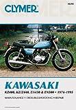 Kawasaki KZ400/Z440 EN450/500 74-95