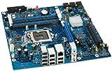 Intel LGA1156/Intel P55/DDR3/A&GbE/MATX Motherboard, Bulk BLKDP55WB