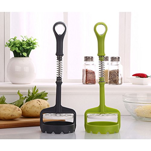 - Kitchen Accessories Cooking Tools Potato Masher Sweet Potato Mud Pressure Machine Fruit Ricer Juicer Crusher Squeezer