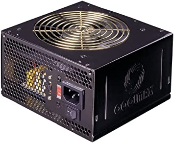Coolmax 550W Power Supply CX-550B Black
