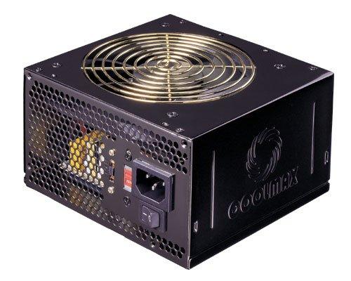 Coolmax-14019-400W-120mm-Silent-Fan-ATX-Power-Supply-CX-400B-Black