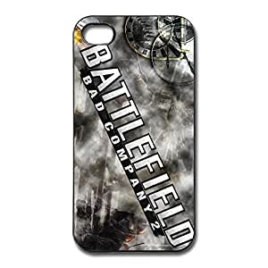 Battlefield Scratch Case Cover For IPhone 4/4s - Geek Cover