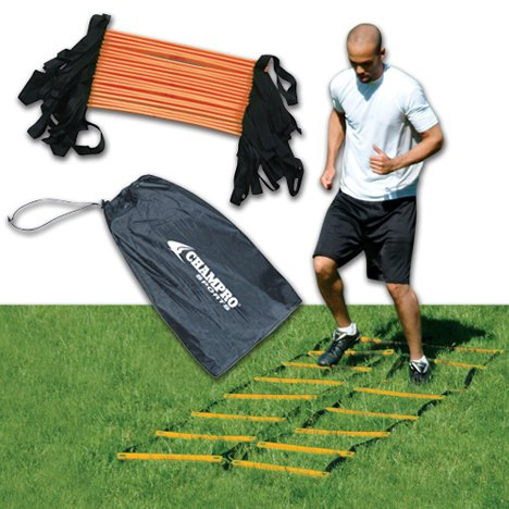 CHAMPRO Agility Training Ladder by CHAMPRO
