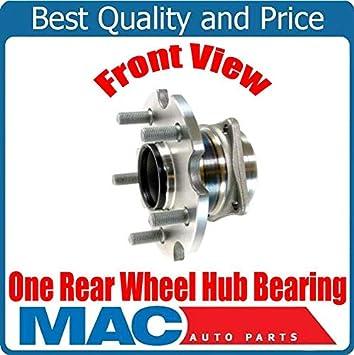 100/% New Front Wheel Hub Bearings for 07-13 Silverado 1500 Rear Wheel Drive 2 Mac Auto Parts