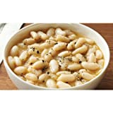 Cuisine Solutions White Beans with Thyme and Garlic, 2 Pound -- 8 per case.