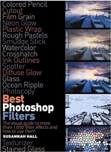 Buy Best Photoshop Filters Book Online At Low Prices In India Best