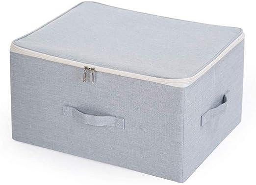 LDG Plegable Cremallera Caja Almacenamiento, Cubo Tela Oxford ...