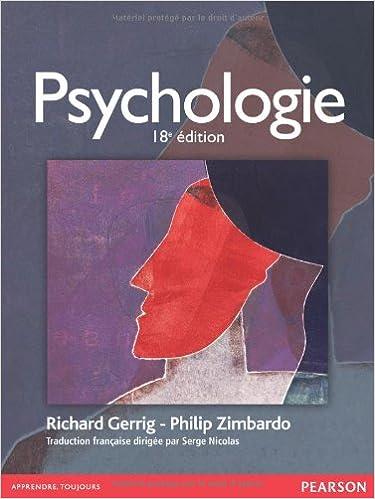 Book Psychologie
