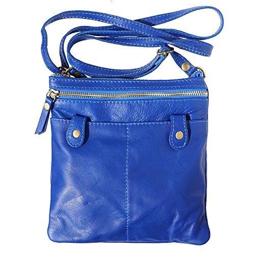Pequeño bolso cruzado 415 Azul