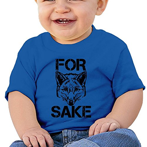 Nfl Team Boardshort (For Fox Sake 6 - 24 Months Baby T-shirts Round Neck Shirt 12 Months)