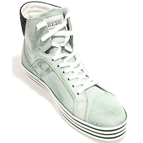 Tienda 90286 sneaker HOGAN REBEL HI-TOP BASKET scarpa uomo shoes men Verde 100% Auténtico Línea Barata 2018 Barato Más Reciente ne9pjNTdk