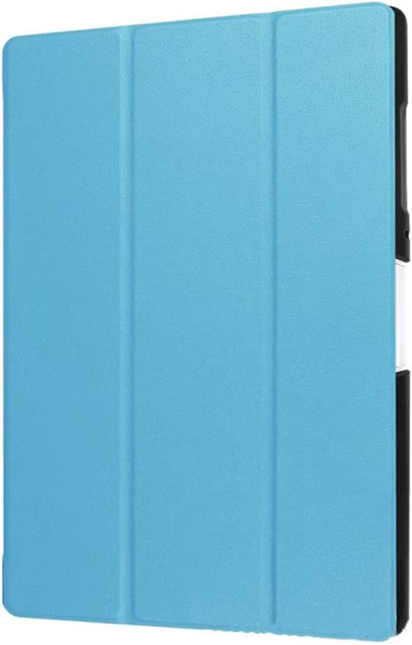 GOGODOG Acer B3-A40 Case Ultra Slim Bumper Full Body Protection Leather Protective Case 10.0 Inch Tablet Holder Shell Protector for Acer B3-A40 (Blue)