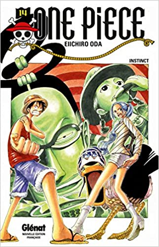 Amazon Com One Piece Edition Originale Vol 14 Instinct
