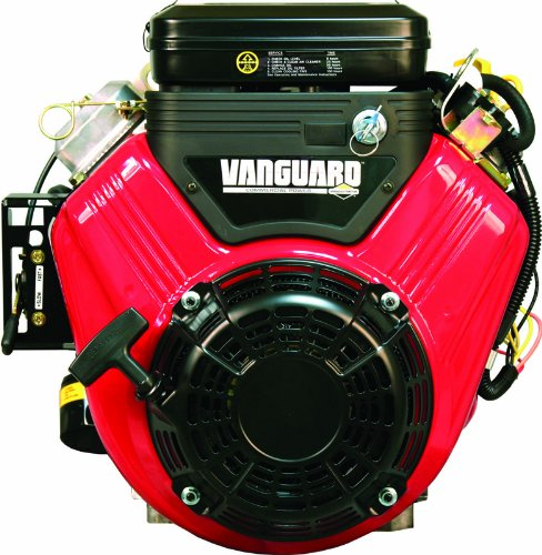 - Briggs and Stratton 305447-3078-G1 479cc 16.0 Gross HP Vanguard Engine with a Tapered 3-51/64-Inch Length Crankshaft