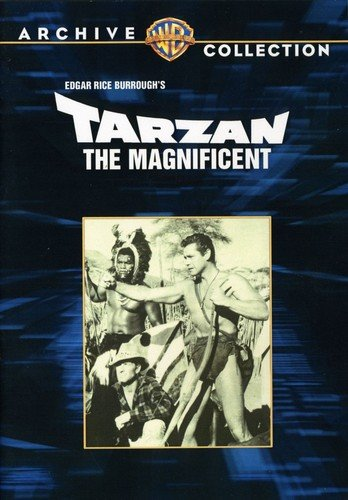 Tarzan The Magnificent -