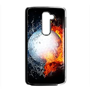 Fire Water Ball Hot Seller High Quality Case Cove For LG G2